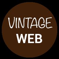 Vintage web